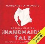 The Handmaid's Tale: Special Edition audible audiobook cover By Margaret Atwood Narrated by Claire Danes
