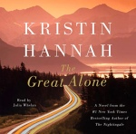 The Great Alone by Kristin Hannah audiobook cover audible
