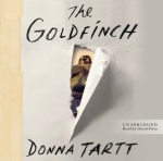 The Goldfinch audiobook cover by Donna Tart Audible